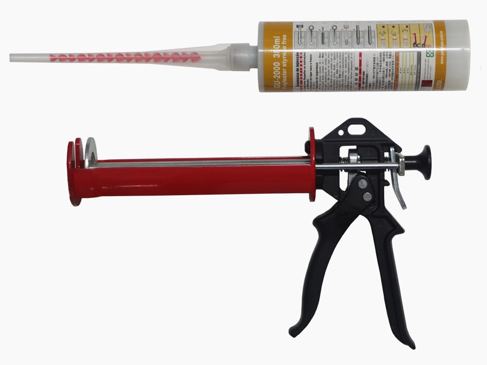 caulk dispenser