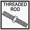 for threaded rod